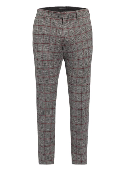 DRYKORN Anzughose SIGHT Extra Slim Fit, Farbe: GRAU (Bild 1)