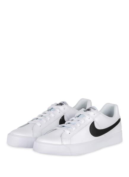 Nike Sneaker COURT ROYALE AC, Farbe: WEISS/ SCHWARZ (Bild 1)