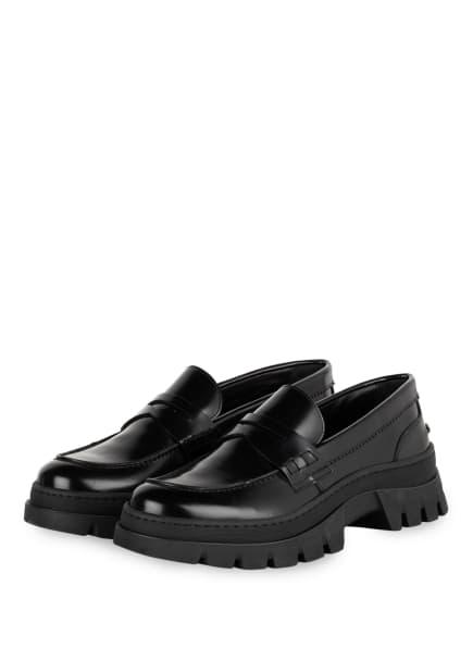 BOSS Loafer , Farbe: SCHWARZ (Bild 1)