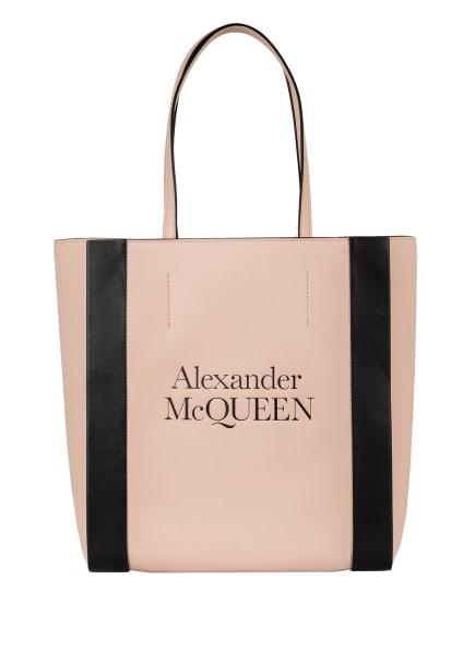 Alexander McQUEEN Shopper , Farbe: NUDE/ SCHWARZ (Bild 1)