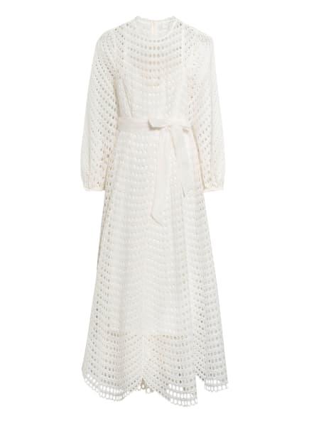 ZIMMERMANN Kleid POPPY aus Lochspitze, Farbe: ECRU (Bild 1)