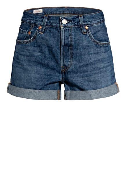 Levi's® Jeans-Shorts 501®, Farbe: 16 Med Indigo - Worn In (Bild 1)