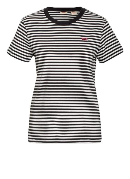 Levi's® T-Shirt , Farbe: SCHWARZ/ WEISS (Bild 1)