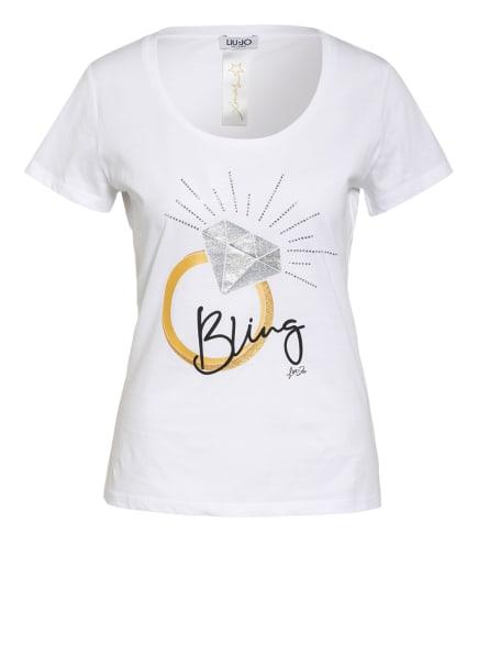 LIU JO T-Shirt, Farbe: WEISS (Bild 1)