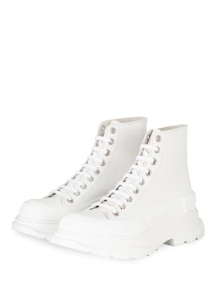 Alexander McQUEEN Hightop-Sneaker, Farbe: WEISS (Bild 1)