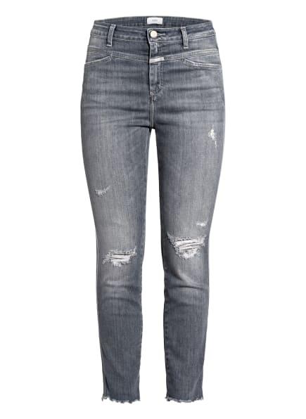 CLOSED 7/8-Jeans SKINNY PUSHER , Farbe: MGY MID GREY (Bild 1)