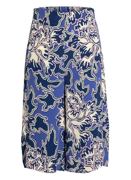 CLOSED Culotte PAIGE, Farbe: BLAU/ DUNKELBLAU/ BEIGE (Bild 1)
