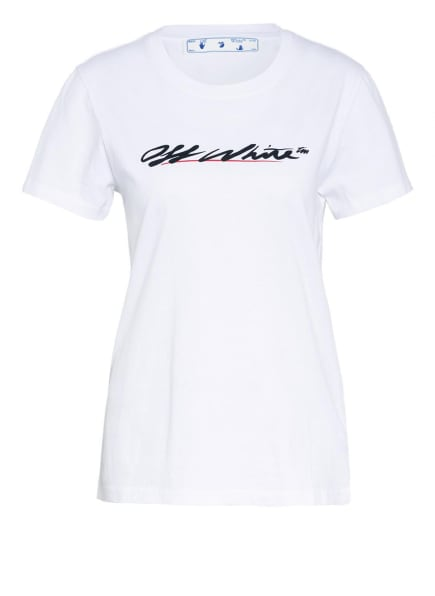 Off-White T-Shirt, Farbe: WEISS (Bild 1)