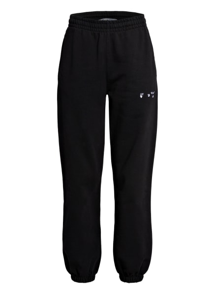 Off-White Sweatpants , Farbe: SCHWARZ (Bild 1)