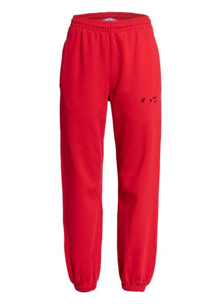 Off-White Sweatpants , Farbe: ROT (Bild 1)