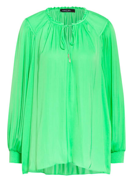 MARC CAIN Blusenshirt , Farbe: 543 neon green (Bild 1)