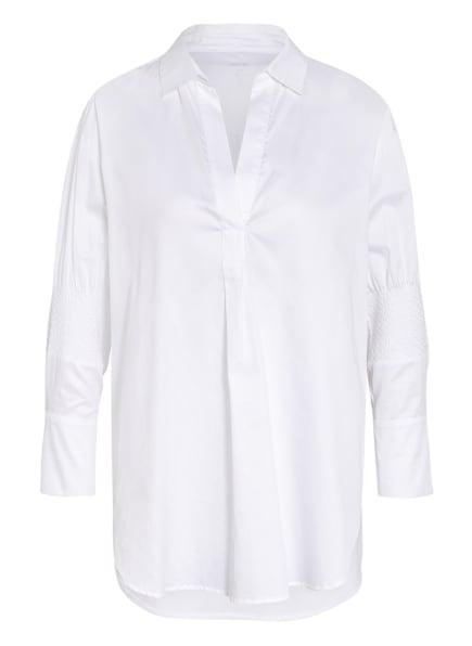 MARC CAIN Blusenshirt , Farbe: 100 WHITE (Bild 1)