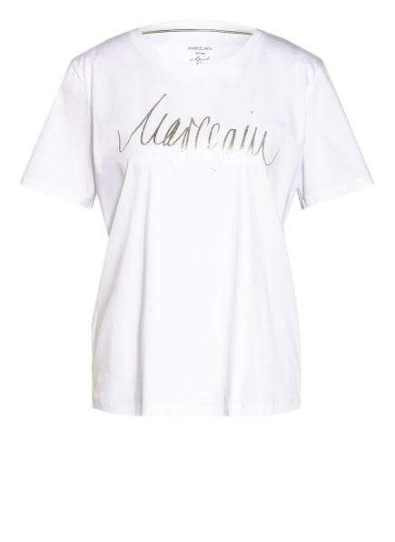 MARC CAIN T-Shirt , Farbe: 100 WHITE (Bild 1)
