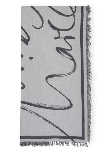 MARC CAIN Schal, Farbe: 395 MIDNIGHT BLUE (Bild 1)