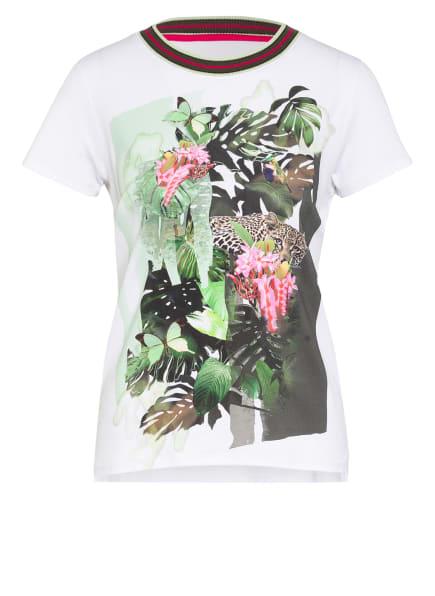 MARC CAIN T-Shirt, Farbe: 583 sludge (Bild 1)
