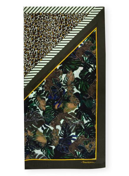 MARC CAIN Seidentuch, Farbe: 583 sludge (Bild 1)