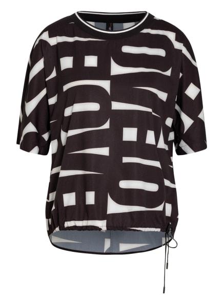 MARC CAIN Blusenshirt, Farbe: 910 black and white (Bild 1)
