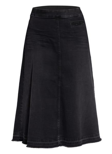 MARC CAIN Jeansrock , Farbe: 900 BLACK (Bild 1)
