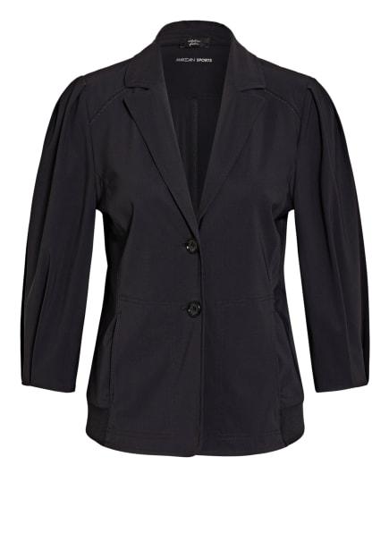 MARC CAIN Blazer mit 3/4-Arm , Farbe: 900 BLACK (Bild 1)