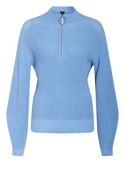 MARC CAIN Pullover , Farbe: 323 waves (Bild 1)