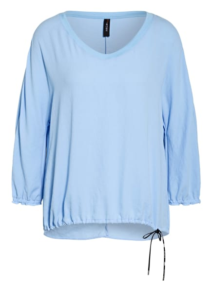 MARC CAIN Blusenshirt mit 3/4-Arm, Farbe: 323 waves (Bild 1)