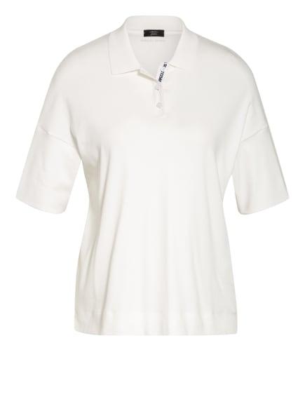 MARC CAIN Jersey-Poloshirt , Farbe: 110 off (Bild 1)