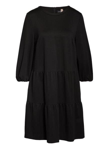 MARC CAIN Jerseykleid mit 3/4-Arm , Farbe: 900 BLACK (Bild 1)