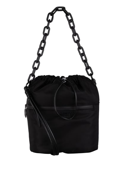 MARC CAIN Hobo-Bag, Farbe: 900 BLACK (Bild 1)