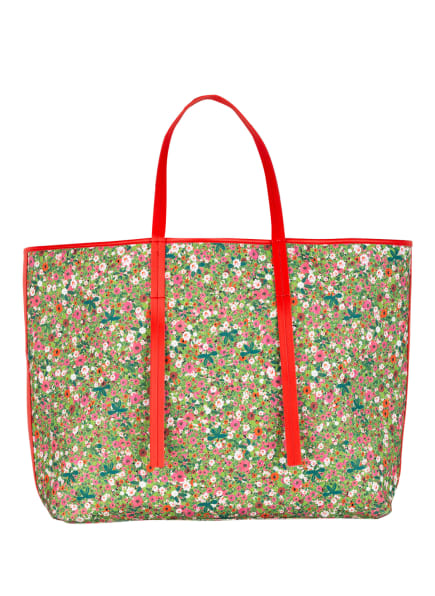 MARC CAIN Shopper zum Wenden mit Pouch, Farbe: 576 drake (Bild 1)