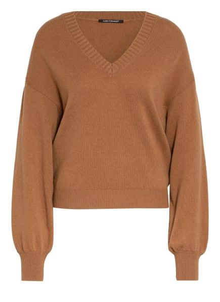 LUISA CERANO Pullover, Farbe: COGNAC (Bild 1)