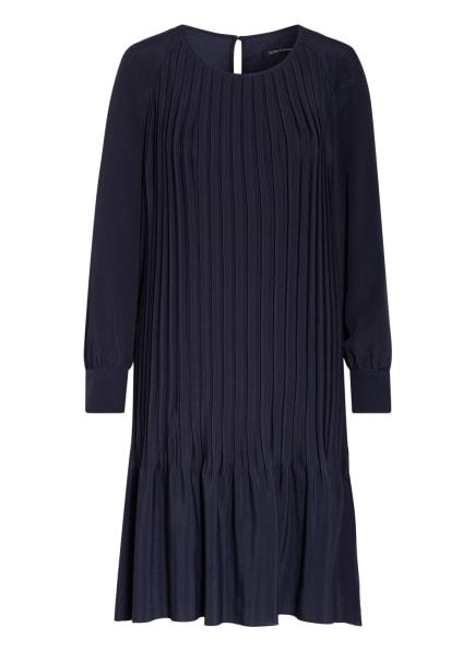 LUISA CERANO Plisseekleid, Farbe: DUNKELBLAU (Bild 1)