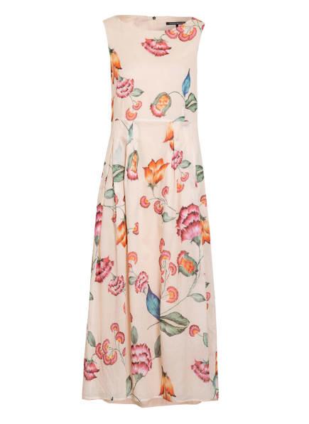 LUISA CERANO Kleid, Farbe: NUDE/ ROSA/ ORANGE (Bild 1)