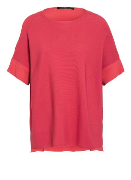 LUISA CERANO Strickshirt, Farbe: HELLROT (Bild 1)