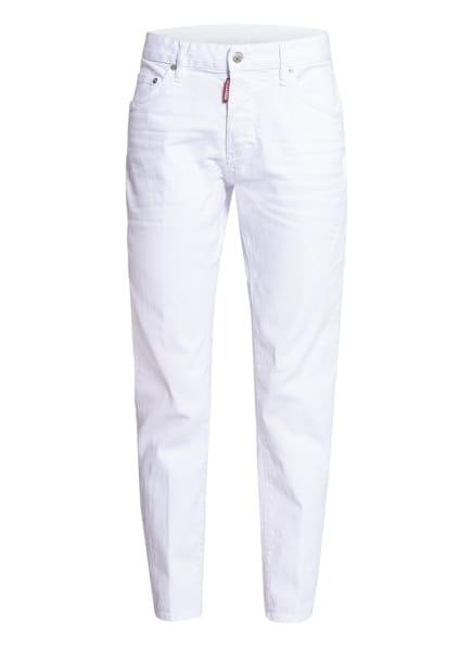 DSQUARED2 Skinny Jeans, Farbe: 100 WHITE (Bild 1)