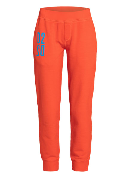 DSQUARED2 Hose im Jogging-Stil, Farbe: HELLROT (Bild 1)