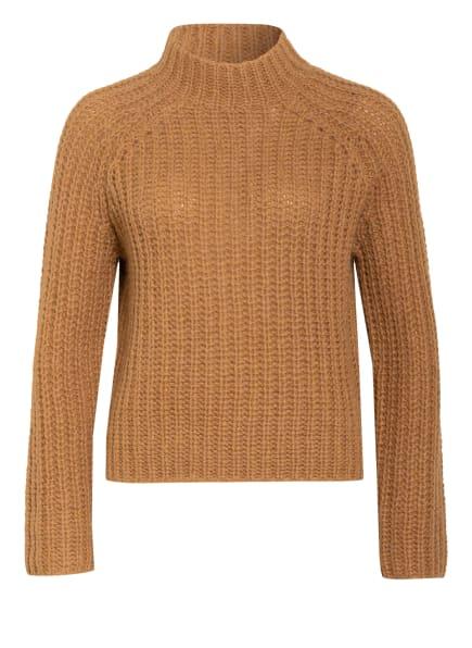 VINCE Pullover mit Alpaka, Farbe: COGNAC (Bild 1)