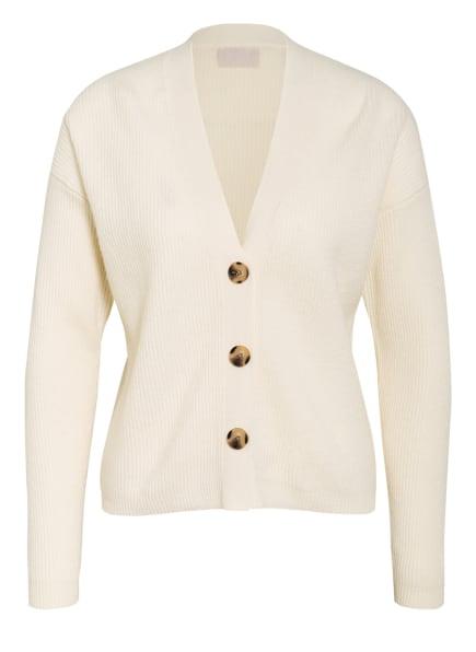 Mrs & HUGS Strickjacke aus Cashmere, Farbe: ECRU (Bild 1)