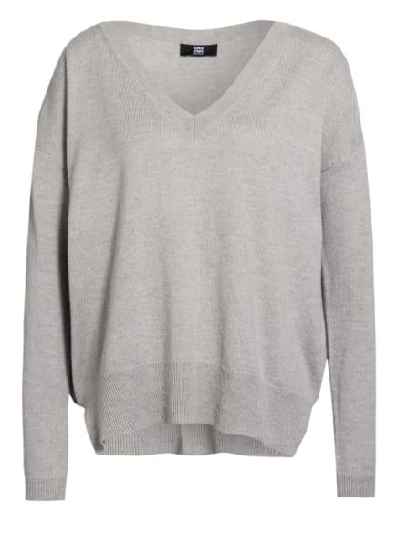 RIANI Pullover mit Seide , Farbe: HELLGRAU (Bild 1)