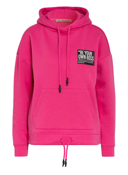 Smith&Soul Hoodie, Farbe: PINK (Bild 1)