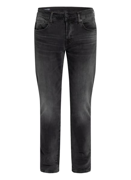 TRUE RELIGION Jeans ROCCO Relaxed Skinny Fit, Farbe: 1001 BLACK (Bild 1)