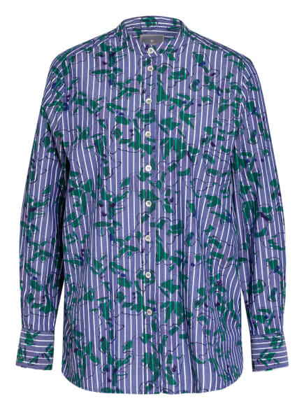 LIEBLINGSSTÜCK Bluse REMYL, Farbe: LILA/ WEISS/ GRÜN (Bild 1)