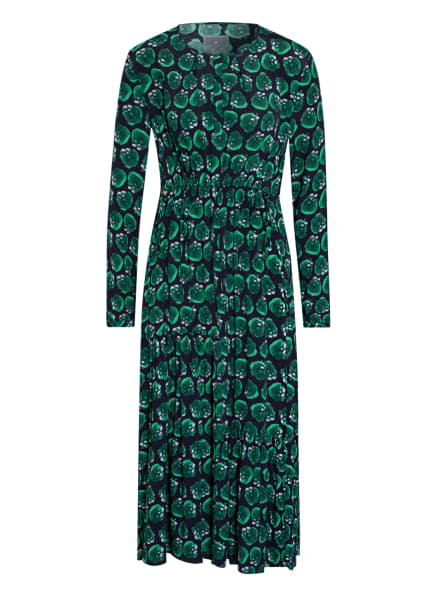 LIEBLINGSSTÜCK Kleid RANIL, Farbe: DUNKELBLAU/ GRÜN/ HELLROSA (Bild 1)
