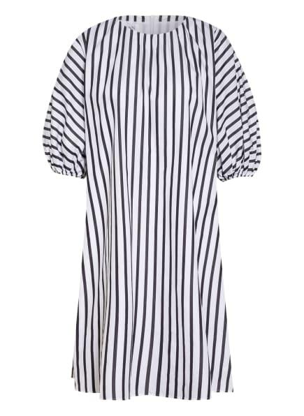 EVA MANN Kleid SOPHIE, Farbe: WEISS/ SCHWARZ (Bild 1)