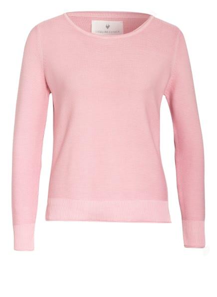 LIEBLINGSSTÜCK Pullover , Farbe: ROSA (Bild 1)