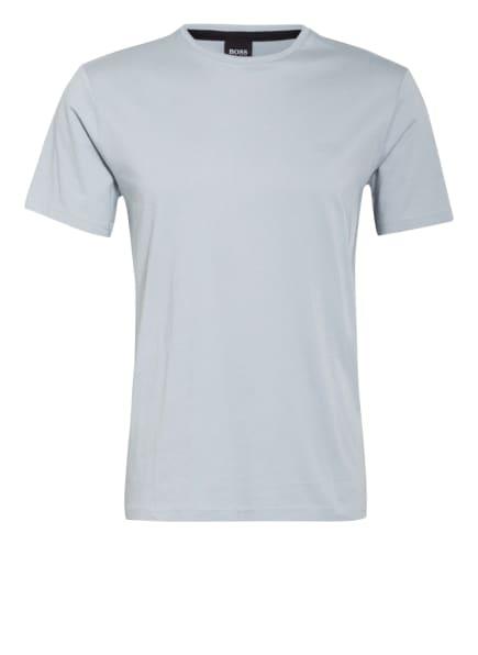 BOSS T-Shirt TRUST, Farbe: BLAUGRAU (Bild 1)