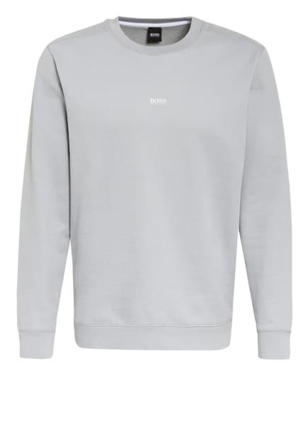 BOSS Sweatshirt WEEVO, Farbe: HELLGRAU (Bild 1)