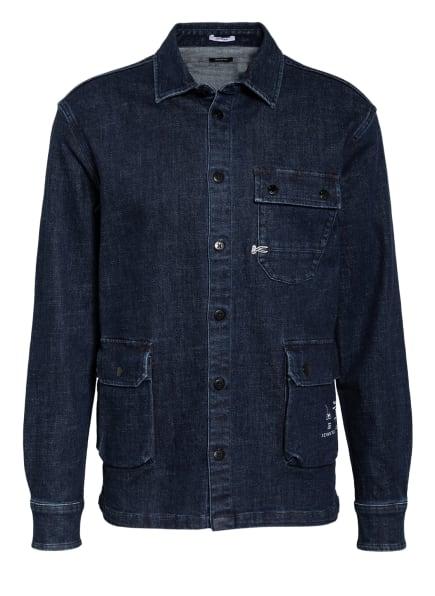 DENHAM Jeans-Overshirt, Farbe: 6 BLUE (Bild 1)