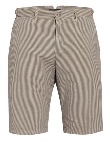 DRYKORN Shorts KRINK, Farbe: BEIGE/ GRAU (Bild 1)