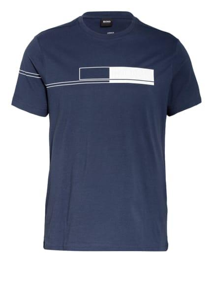 BOSS T-Shirt , Farbe: DUNKELBLAU (Bild 1)