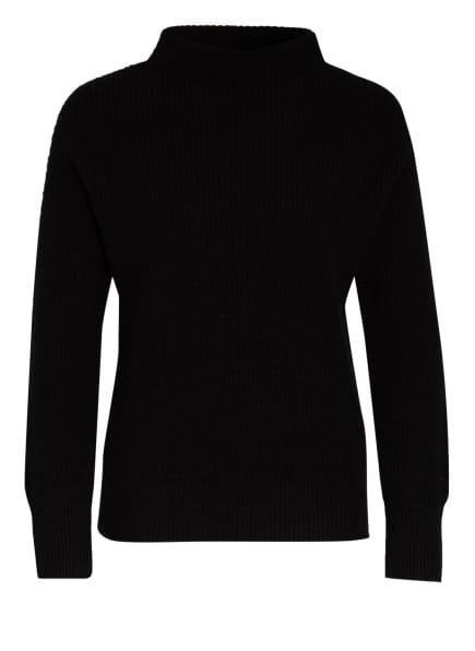 Mrs & HUGS Cashmere-Pullover, Farbe: SCHWARZ (Bild 1)